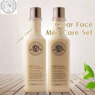 The Face Shop Clean Face Mild Set : Lotion 130ml + Toner 130ml (FSS-04S2)