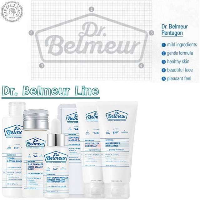 The Face Shop Dr. Belmeur Claryfying Spot Calming Ampoule 22ml (FSS-10A)