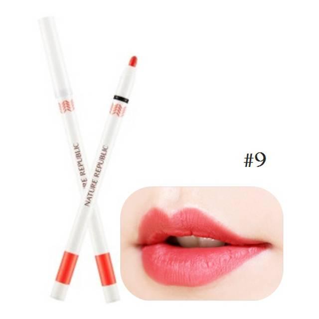 Nature Republic Pure Shine Coloring Lip Pencil (NRL-05)