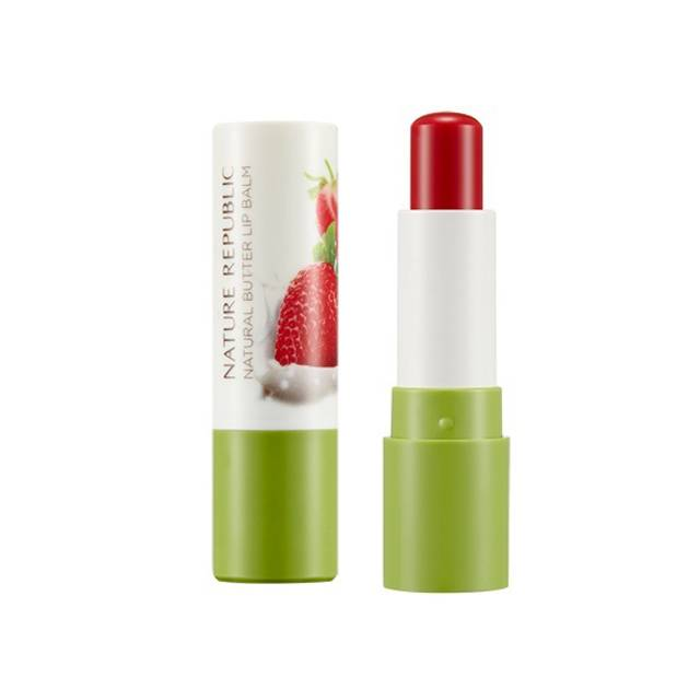 Nature Republic Natural Butter Lip Balm (NRL-12)