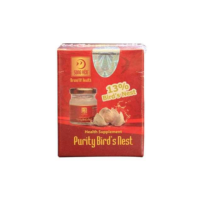 Song Yen Purity Bird's Net (45ml x 6's )