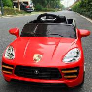 PORSCHE Style Children's 1-4 YRS Electric Four-wheeled 2.4G Battery car with Music LED ligh remote control (Model:HJ333)
