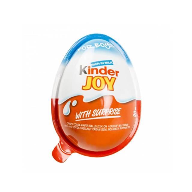Kinder Joy T-1 20g (Boy)