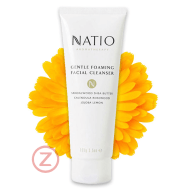 Natio Gentle Foaming Facial Cleanser