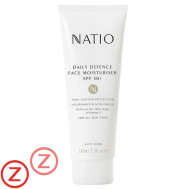 Natio Daily Defence Face Moisture SPF 50+