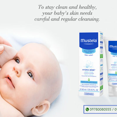 Mustela Baby Face Cream (MT05)