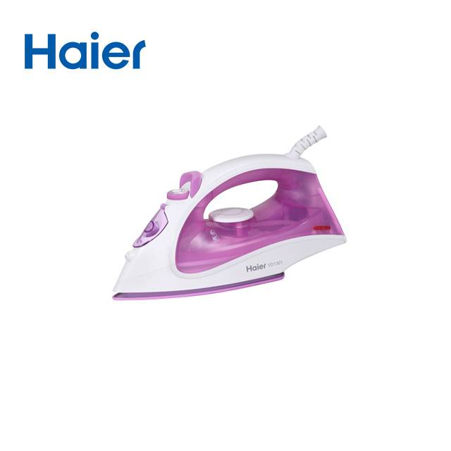 HAIER Household 1300W Six-Speed Mechanical Thermostat Wired Steam Iron
