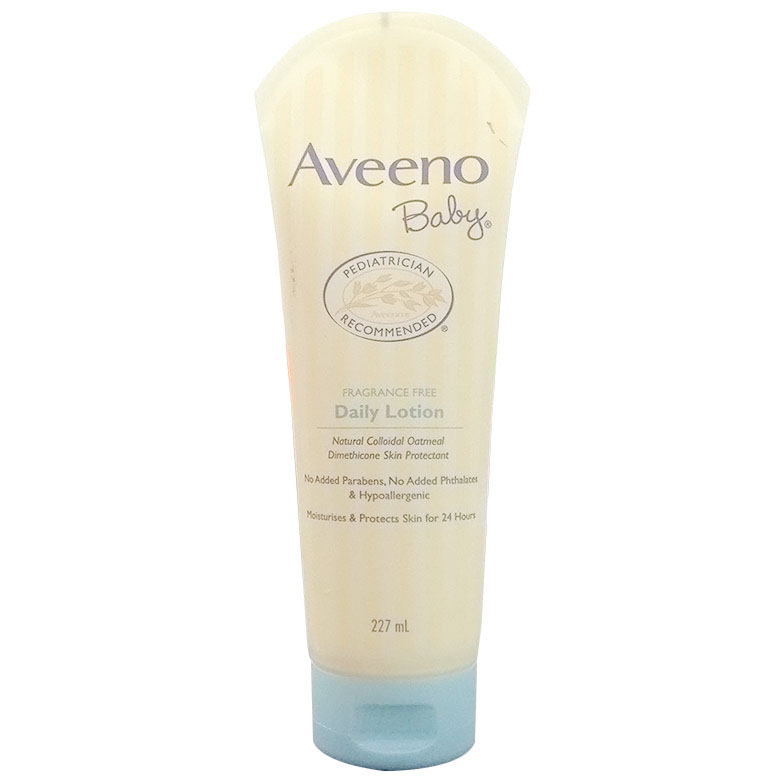 Aveeno Baby Daily Lotion (062600500496)