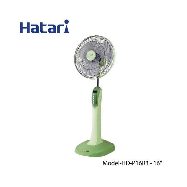 "Hatari Stand Fan 16"" (HD-P16R3)"