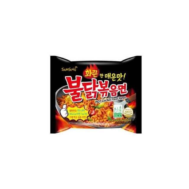 Samyang Hot Chicken Noodle 140g