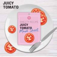 Cathy Doll Sweet Receipe Mask Sheet #Tomato