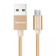 Hanye Android Woven Charging and Data Transfer Cable (LM101-KT)