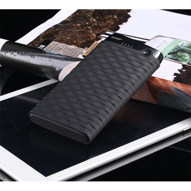 Cager 10000mAh Power Bank (QC3) (Gift >>> Finger Ring)
