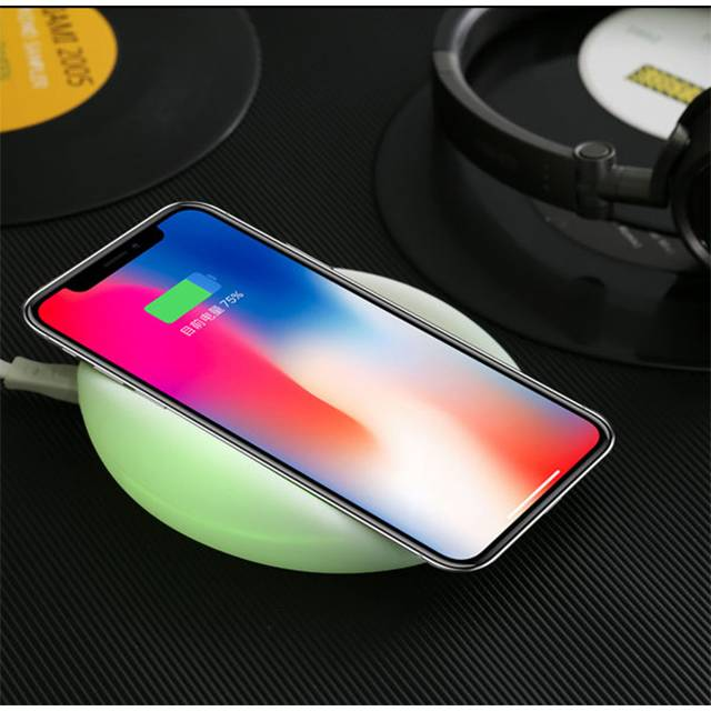 Cager Jellyfish Wireless Charger (WL2) (Gift >>> Finger Ring)