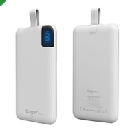Cager 10000mAh Power Bank Type C (S10000) (Gift >>> Finger Ring)