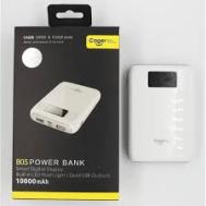 Cager 10000mAh Power bank Digital Shows Capacity (B05) (Gift >>> LED Lamp)