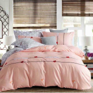 Naomi Microtex  Single Size Bed Sheets No3