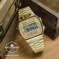 Casio  Watch (A168) ( First Copy )