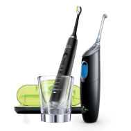 PHILIPS Electric toothbrush + Airfloss Set (HX8491/03)