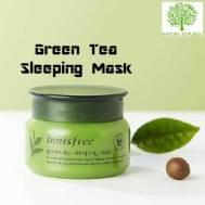 Innisfree Green Tea Sleeping Mask (80ml) (IFS-10)