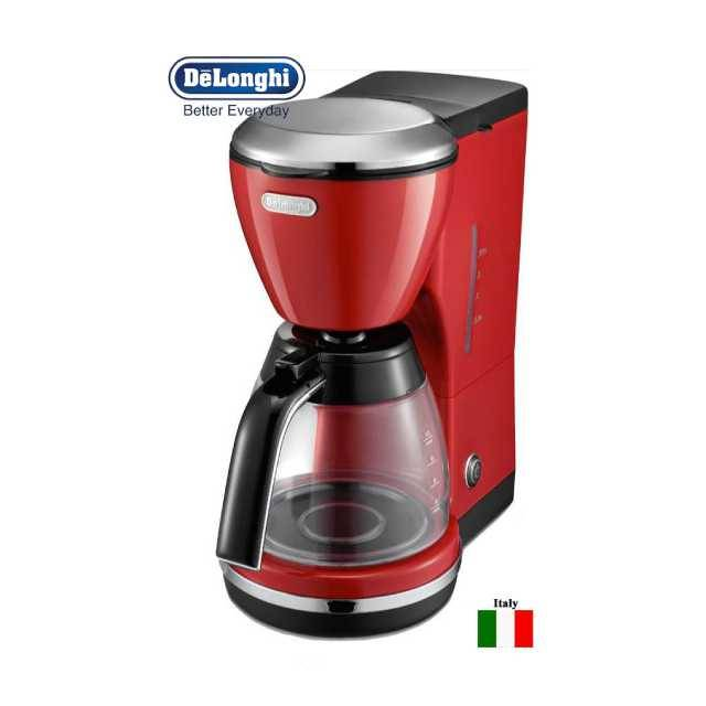 De'Longhi Coffee Machine (ICMO 210.R)