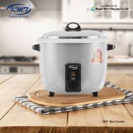 KMT Ricecooker Gray 2.8 L 700W (KMT-CFXB 40-3 G)