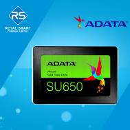 Adata 2.5 SU650 ( 240GB ) Internal SSD