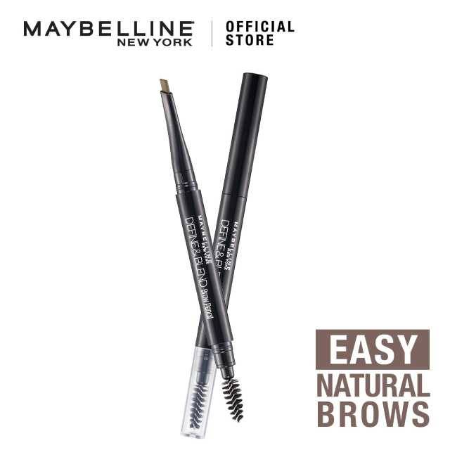 Maybelline Define & Blend Brown Pencil Red Brown (G3621900)
