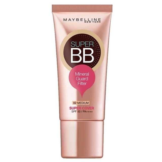 Maybelline BB Super Cover 02 Medium (G2749800)