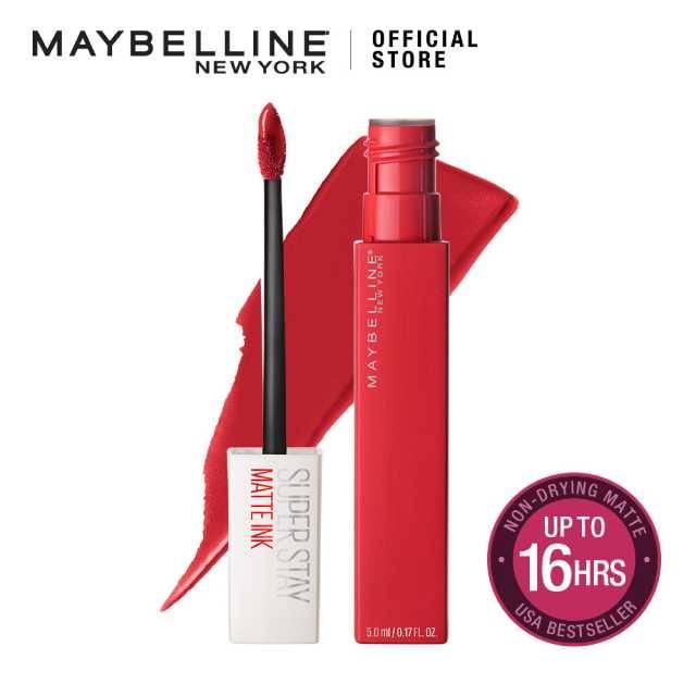 Maybelline Super Stay Matte Ink Liquid Lipstick 20 Pioneer (G3500600)