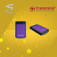Transcend H3 ( P/B ) ( Shock Proof Series ) HDD