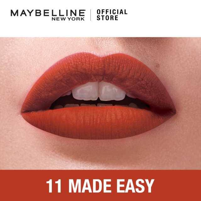 Maybelline Liquid Matte Affordable Made Easy 11 (G3738900)
