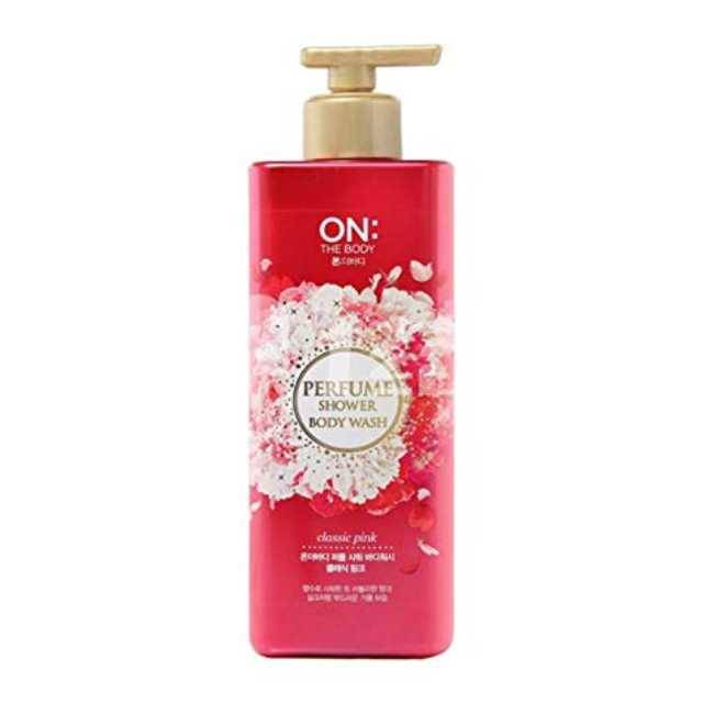 On The body Perfume Wash and Shower