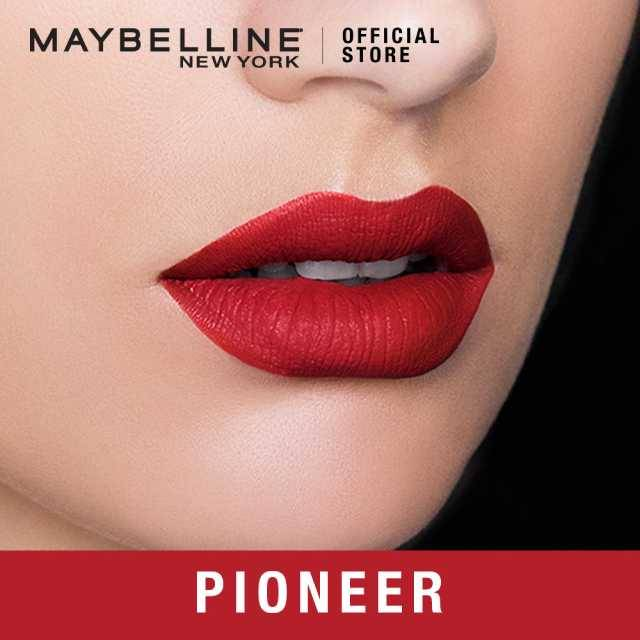 Maybelline Super Stay Matte Ink Ashley Longshore Limited Edition Lip 20 Pioneer (G3803100)