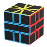 Monument Cube Black (3x3) New |Design(6970647061693)