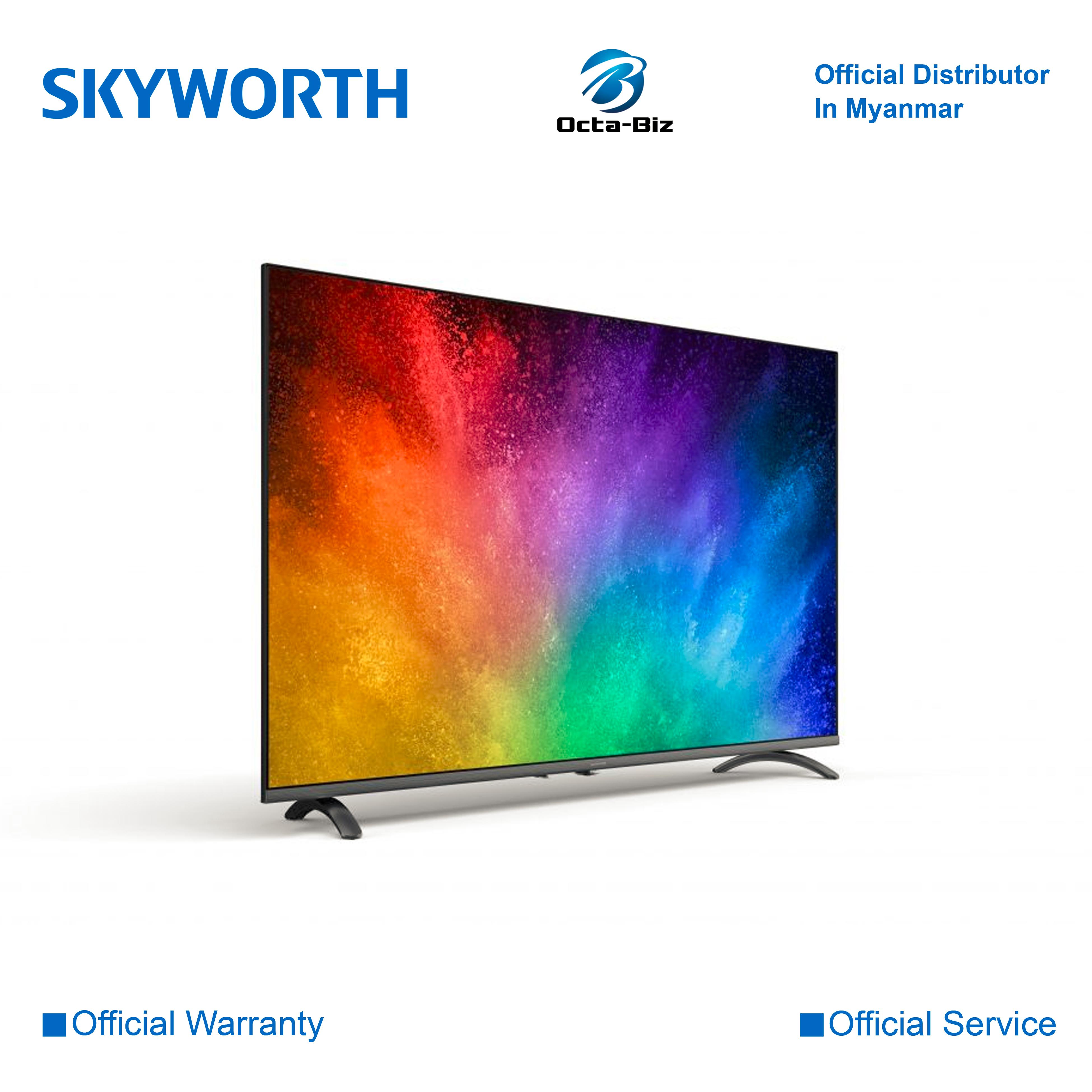 """SKYWORTH LED 55"""" 4K Netflix Smart TV (55 UB5500)"""