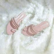 VR Girl Slipper Footwear Pink (GP-006)