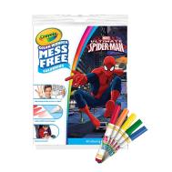 Crayola Spiderman Color Wonder Special Pack (754603)(CRA0001)