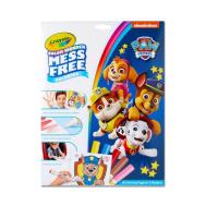 Crayola Color Wonder® Coloring Pad & Markers, Nickelodeon Paw Patrol(757007)(CRA0006)
