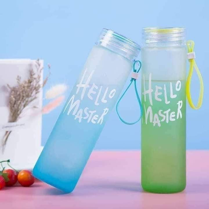 Hello Master Hot and Cool Water Bottle