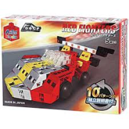Monument Artec Blocks Red Fighters10 In 1(4548030522216)