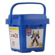 Monument Artec Blocks Bucket 112pcs (3-7Age)(4548030522049)