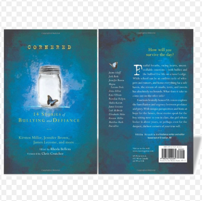Monument Books Cornered: 14 stories of Bullying and Defiance(9780762444281)