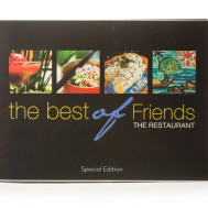 Monument Daraz Books the best of Friends The Restaurant(Special Edition)(9780976360704)