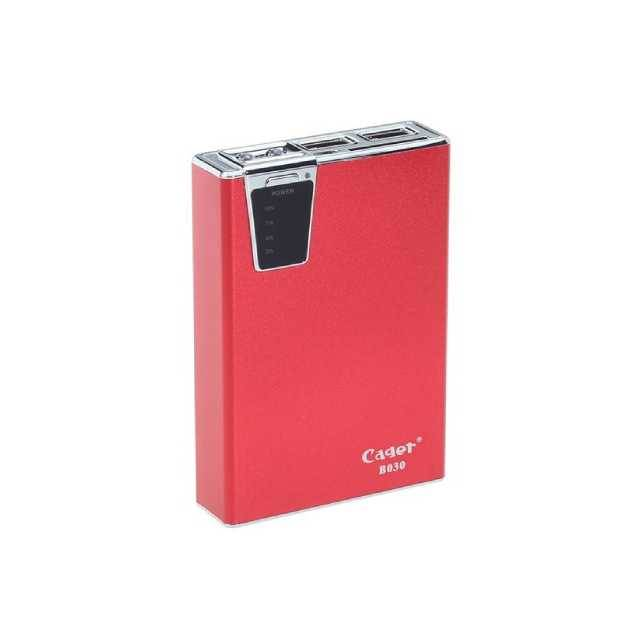 Cager 10000mAh Power Bank (B030-4) (Gift >>> Finger Ring)