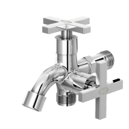 AIR Double Faucet (D 9 GZ)