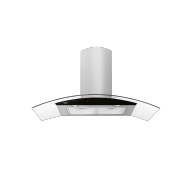Beko - Hood (Curved Glass 90 cm) - HCG92940B