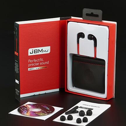JBM Earphones (MJ720) - (Gift- Phone U-Stand)