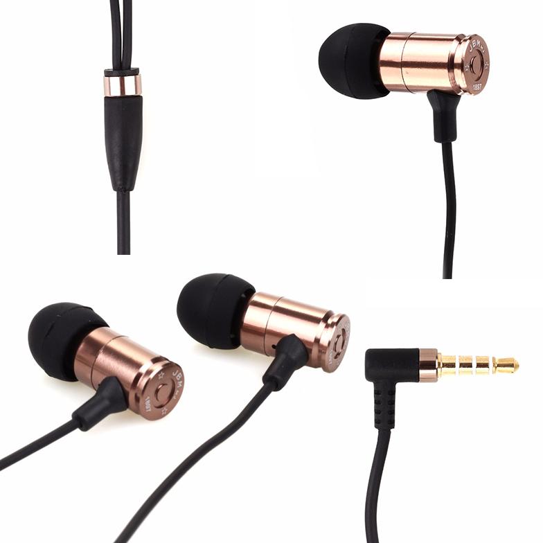 JBM Bullet Earphone (MJ007) - (Gift- Phone U-Stand)