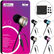 JBM Earphone MJ-X9 (AJBM-00X9)